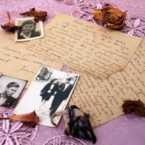 Γράφοντας μια σχέση ζωής