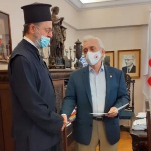 Μια βράβευση και ποικίλες δράσεις του Ελληνικού Ερυθρού Σταυρού Αλεξανδρούπολης