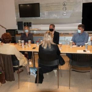 Συνάντηση του Δημάρχου Αλεξανδρούπολης με το νέο Δ.Σ. του Ιστορικού Μουσείου