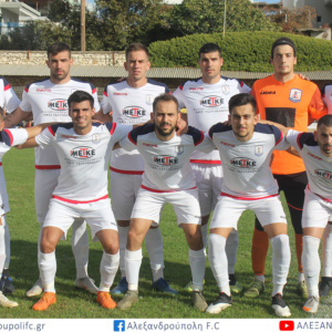 Στην κορυφή της Γ΄Εθνικής με «δύο στα δύο» η Αλεξανδρούπολη FC