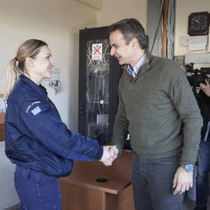 Το πρόγραμμα επίσκεψης του Πρωθυπουργού Κυριάκου Μητσοτάκη στον Έβρο το διήμερο Σάββατο και Κυριακή