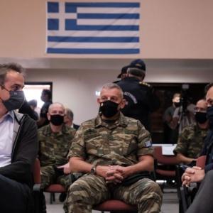 Μητσοτάκης: Η κατασκευή του νέου φράχτη στον Έβρο ήταν το ελάχιστο για να νιώθουν ασφαλείς οι Έλληνες
