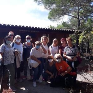 Οι επισκέπτες του Δάσους Δαδιάς στηρίζουν τον Ασπροπάρη στο μακρύ ταξίδι του!