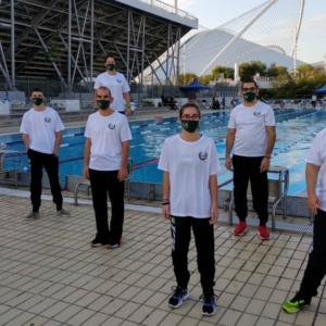 """Θριάμβευσαν οι αθλητές του """"Κότινου"""" στοΠανελλήνιο Πρωτάθλημα Κολύμβησης ΑμεΑ"""