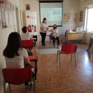 Eκπαιδευτικά προγράμματα από το Περιφερειακό Τμήμα του Ερυθρού Σταυρού Αλεξανδρούπολης