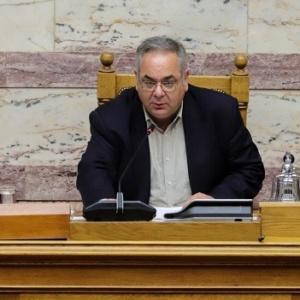 Παράδειγμα προς μίμηση ο βουλευτής του ΚΚΕ Γιώργος Λαμπρούλης