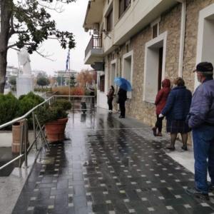 Ορεστιάδα: Θετικά τα 2 από τα 162 τεστ σε εργαζόμενους του Δήμου