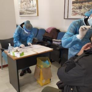 Αρνητικά όλα τα δείγματα που ελήφθησαν από υπαλλήλους του Δήμου Αλεξανδρούπολης